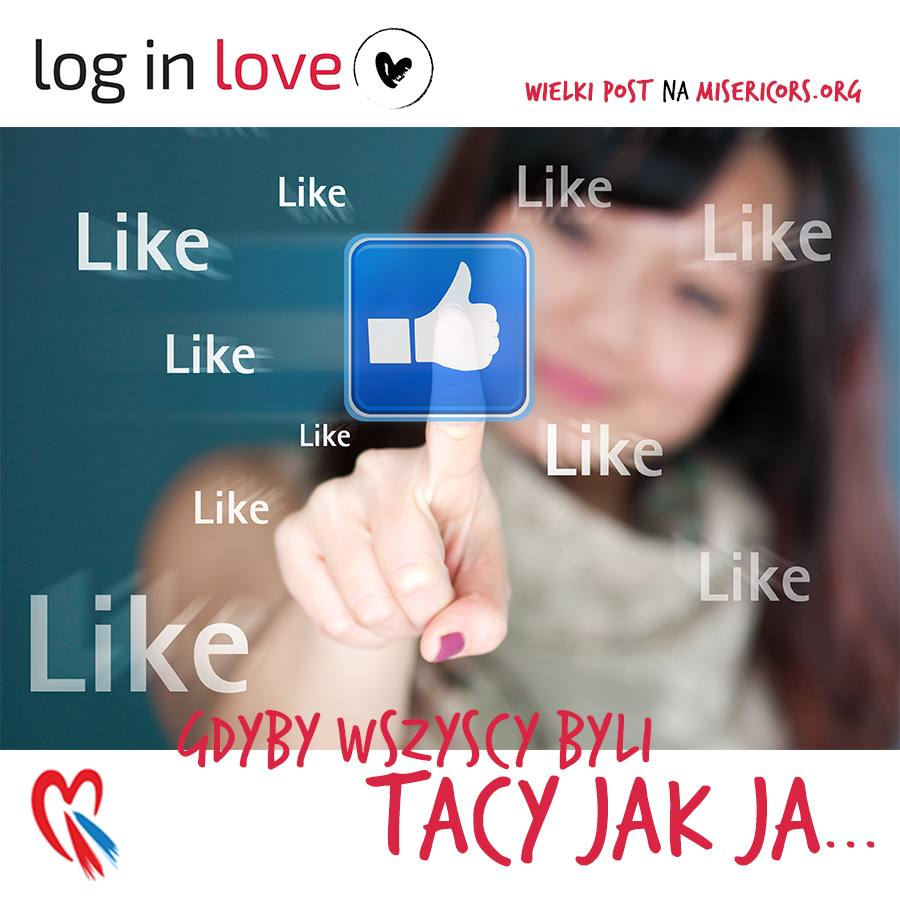 Log in Love - 9 marca 2017