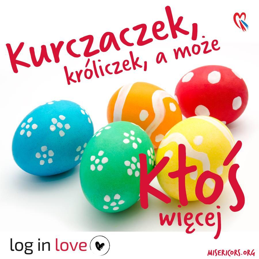 Log in Love, Wielka Sobota 15 kwietnia 2017 r.