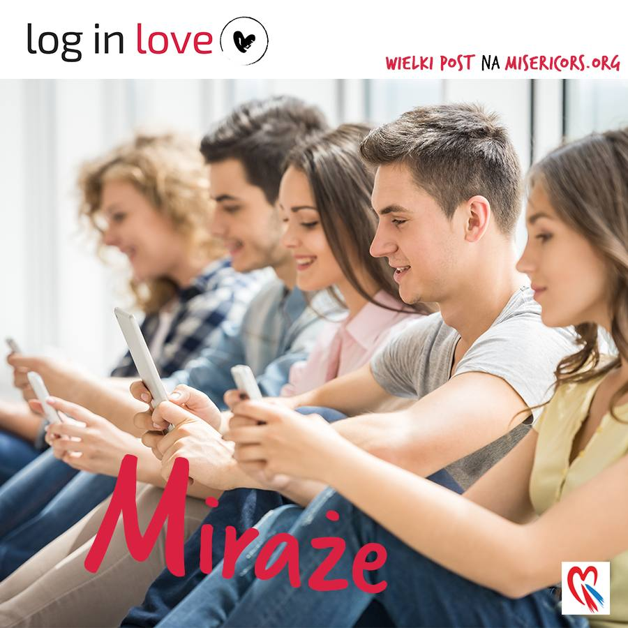 Log in Love, wtorek 11 kwietnia 2017.