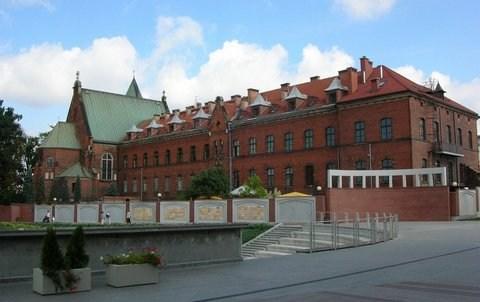 Klasztor Zgromadzenia Sióstr Matki Bożej Miłosierdzia w Krakowie-Łagiewnikach