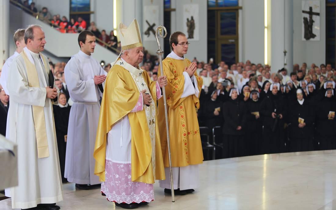 Fot. Eliza Bartkiewicz/ Episkopat.pl