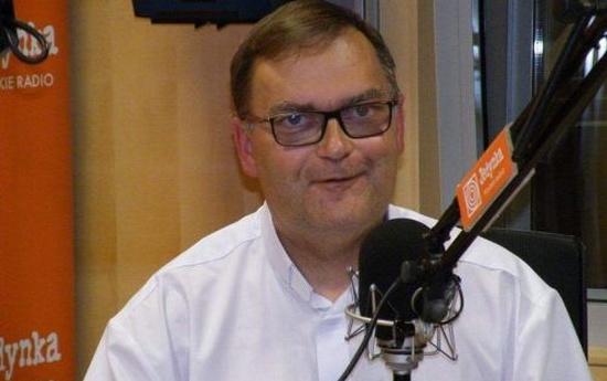 Ks. Marek Chrzanowski w Radiowej Jedynce