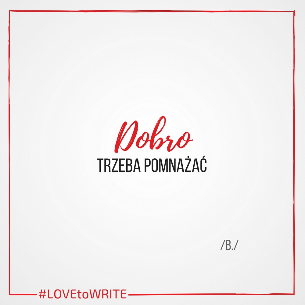 Log in Love dzień 26. Podsumowanie