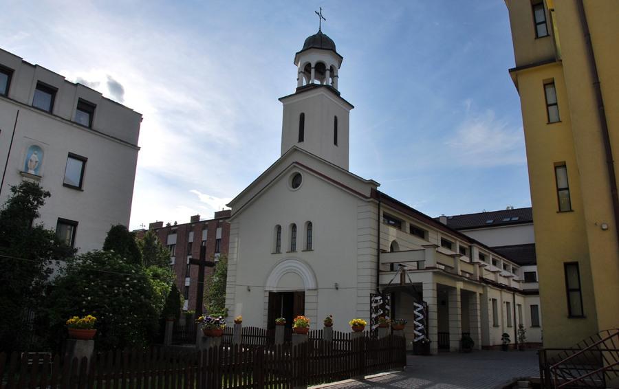Kościół św. Faustyny i Miłosierdzia Bożego w Warszawie