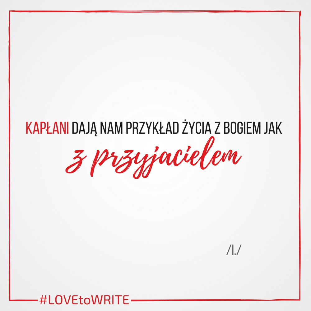 Log in Love, 13 kwietnia 2017.