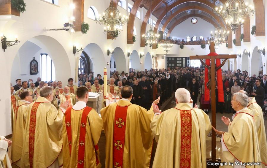 Sanktuarium św. Faustyny w Warszawie