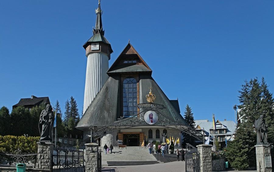 Sanktuarium Matki Bożej Fatimskiej na Krzeptówkach