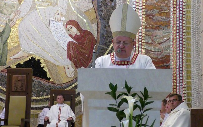 Odpust w Sanktuarium Świętego Jana Pawła II - Homilia kard. Stanisława Dziwisza, 22 października 2017
