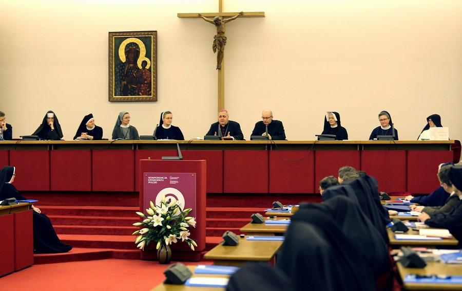 136. Zebranie Plenarne Konferencji Przełożonych Wyższych Żeńskich Zgromadzeń Zakonnych