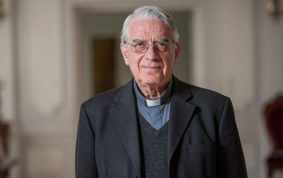 Wręczenie doktoratu honoris causa UKSW o. Federico Lombardiemu SJ i Konferencja z okazji 25-lecia studiów dziennikarskich na Wydziale Teologicznym UKSW