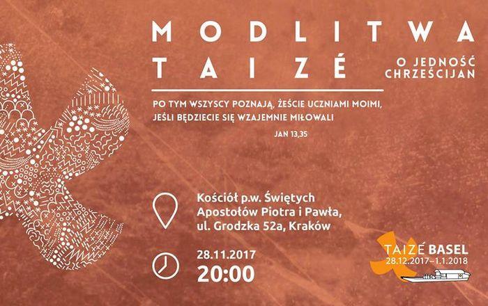 fot. Taizé Kraków WAJ