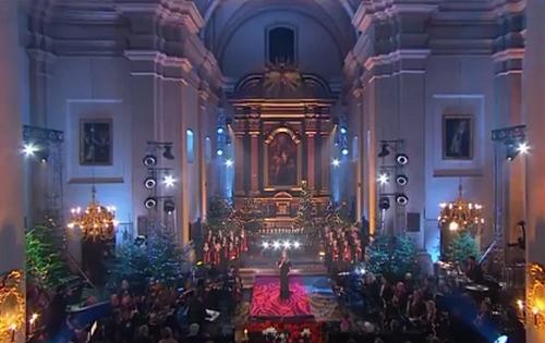 Wigilijna Tytka - Koncert Bożonarodzeniowy w Poznaniu - TVP 2, 25 i 26 grudnia 2017