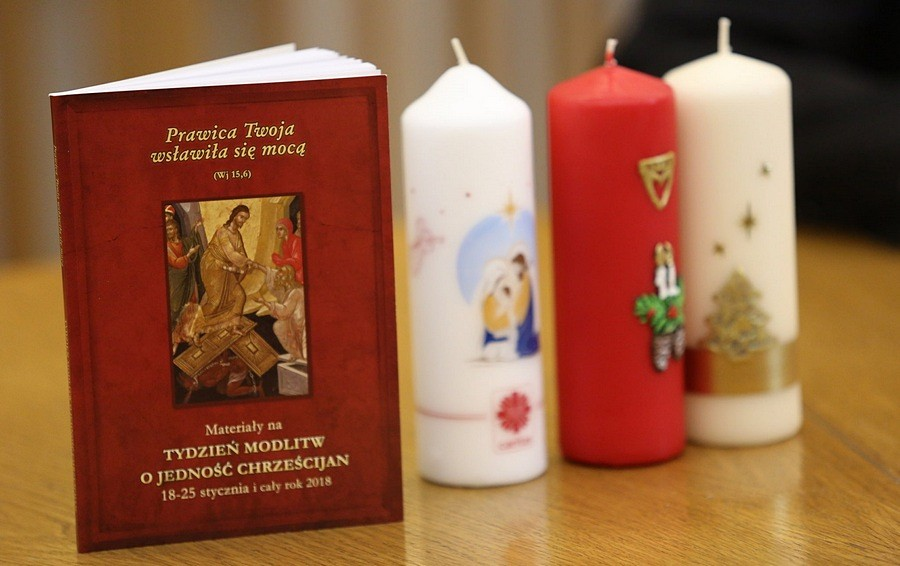 Tydzień Modlitw o Jedność Chrześcijan - 18-25 stycznia 2018