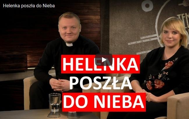 """""""Helenka poszła do Nieba"""" - Rozmowa Salve TV - 24 stycznia 2018"""