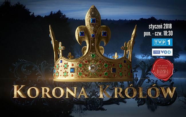 Korona krółów - serial TVP