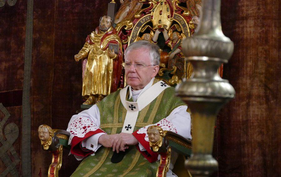 1. rocznica ingresu Metropolity Krakowskiego - Homilia abp. Marka Jędraszewskiego - 28 stycznia 2018