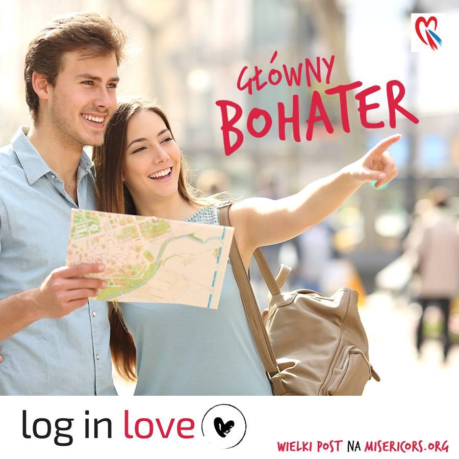 Log in Love - akcja wielkopostna - dzień 21