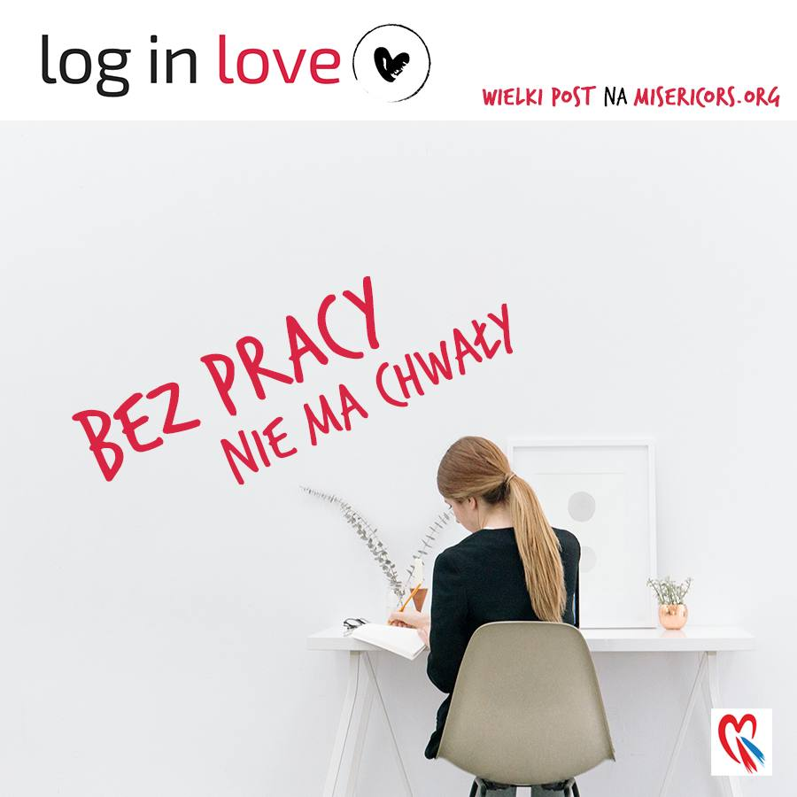 Log in Love - 22 marca