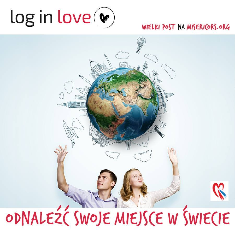 Log in Love - 18 marca 2017
