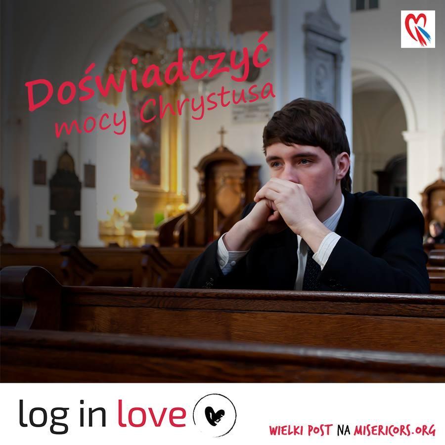 Log in Love, niedziela 2 kwietnia 2017. Spowiedź