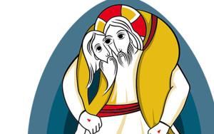 Logo Roku Miłosierdzia / vatican.va