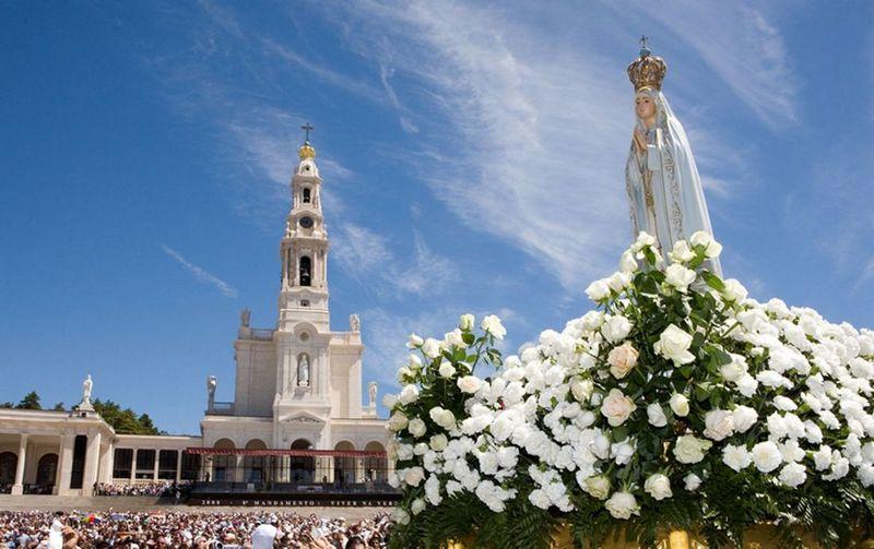 Sanktuarium Maryjne w Fatimie
