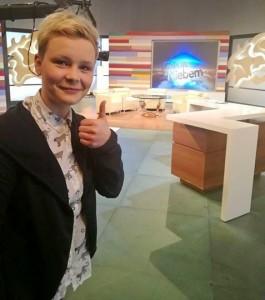 Natalia Lińczowska - SuperMoc dla Życia - w TVP1