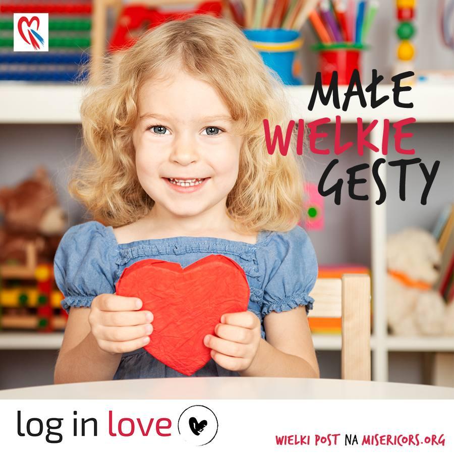 Log in Love - 6 dzień akcji wielkopostnej