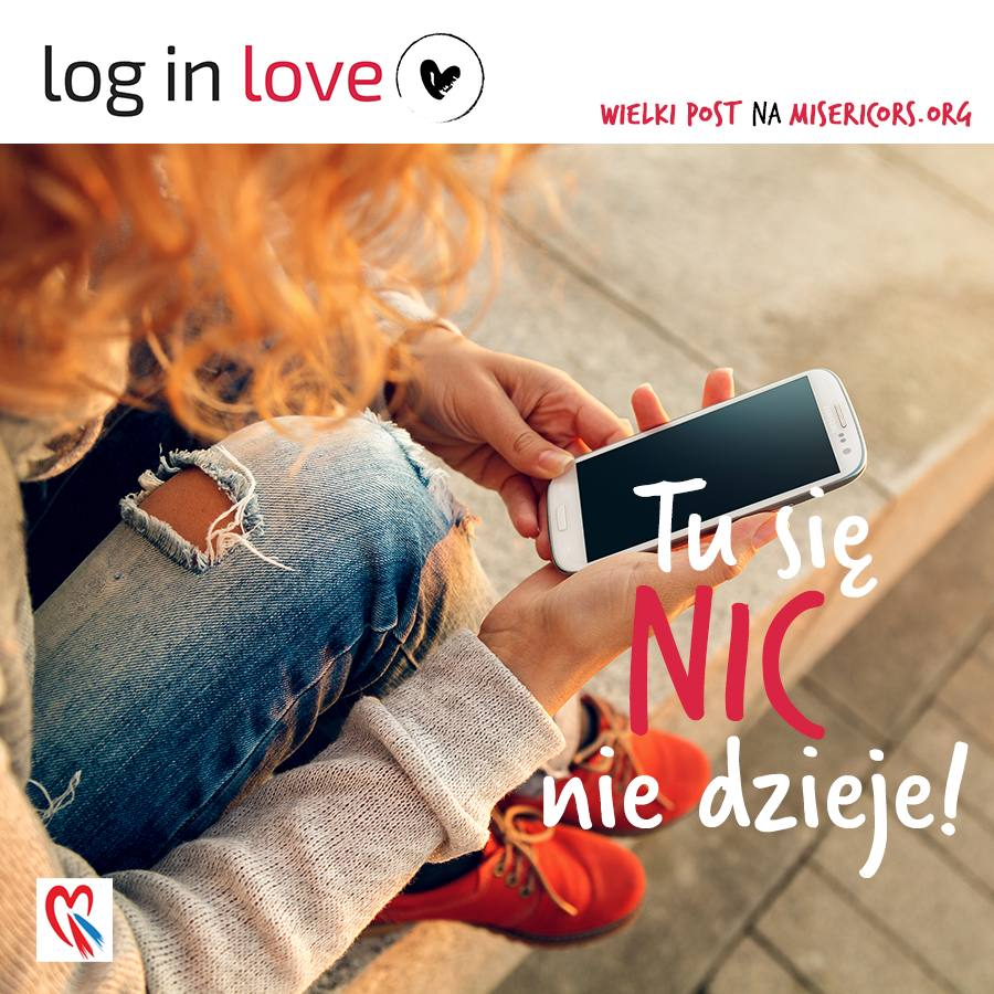 Log in Love. Dzień 16