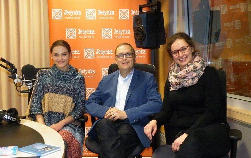 Ks. Marek Chrzanowski w Polskim Radiu - 8 marca 2017
