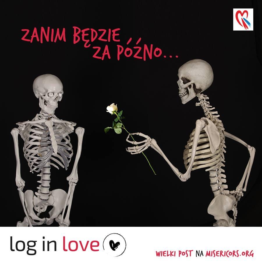 Akcja Log in Love. Dzień 10. 10 marca 2017 r.