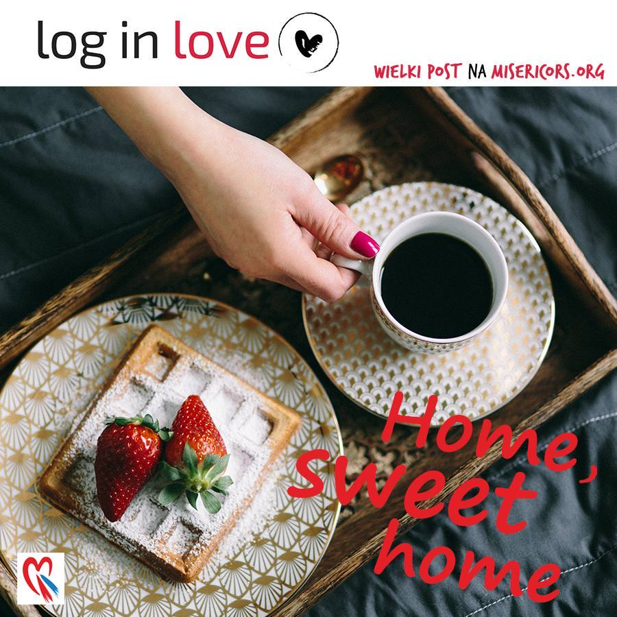 Log in Love. 28 marca 2017 r.