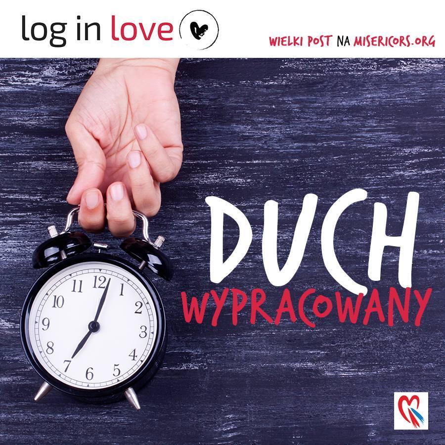 8. dzień akcji Log in Love - 8 marca 2017 r.