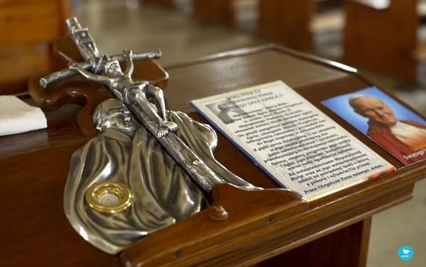 Św. Jan Paweł II wstawił się za nami do Boga - Ewa i Lech Paterkowie - Świadectwo