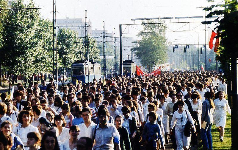 1983_pielgrzymka_Wroclaw_fot_Julo