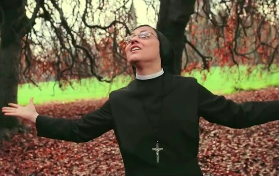 Sister Cristina - Blessed Be Your Name_M