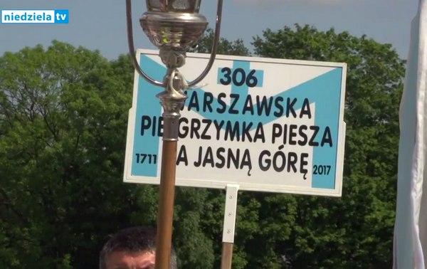 306. Warszawska Piesza Pielgrzymka na Jasną Górę