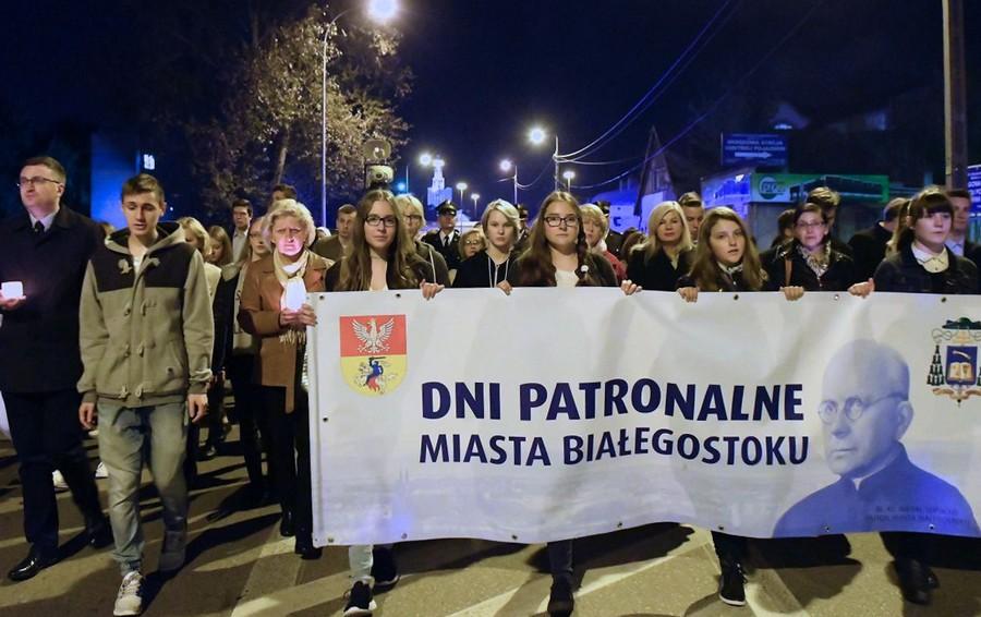 Dni księdza Sopoćki w Białymstoku