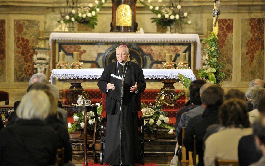 """Wrześniowe """"Dialogi u św. Anny"""" – Abp Marek Jędraszewski o katechezie – 28 września 2017"""