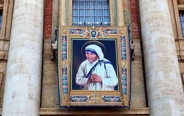 Kanonizacja Matki Teresy z Kalkuty