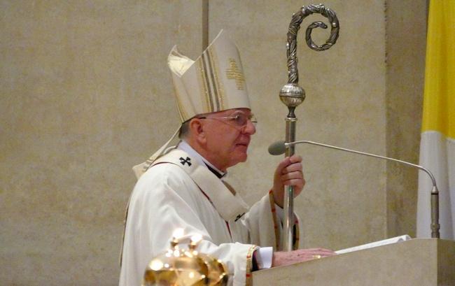 Suma odpustowa w Sanktuarium św. Jana Pawła II – Homilia abp. Marka Jędraszewskiego – 22 października 2017