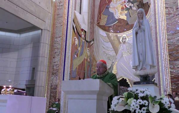 fot. Sanktuarium św. Jana Pawła II