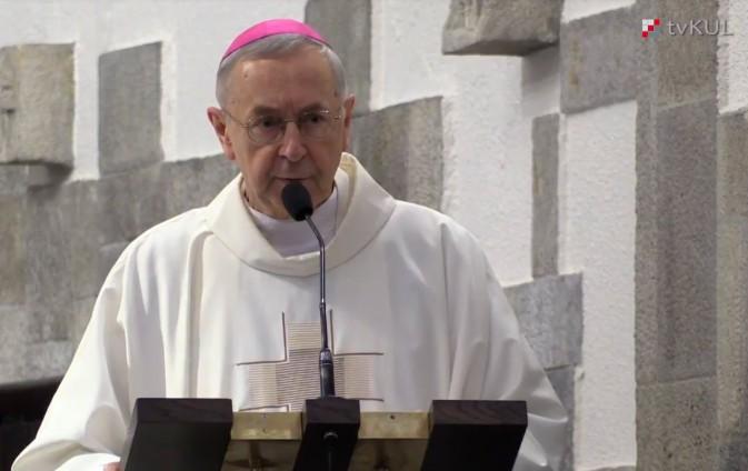 Miłosierdzie a sprawiedliwość - abp Stanisław Gądecki