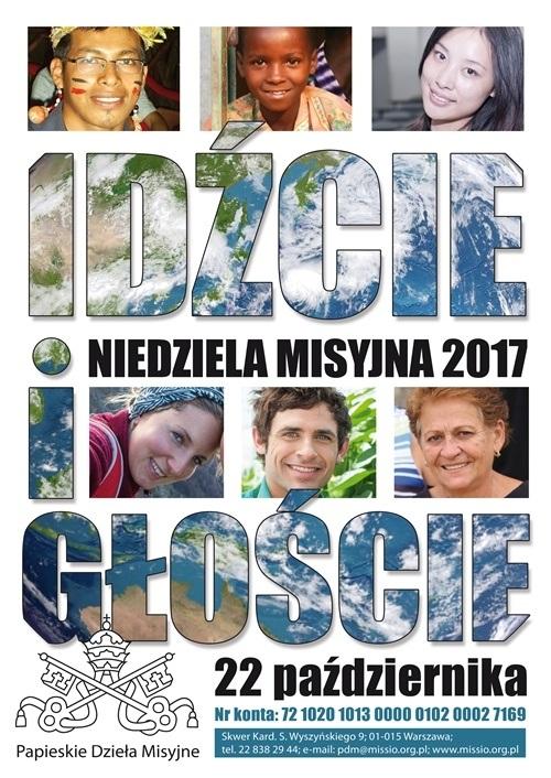 Niedziela Misyjna i Tydzień Misyjny 2017
