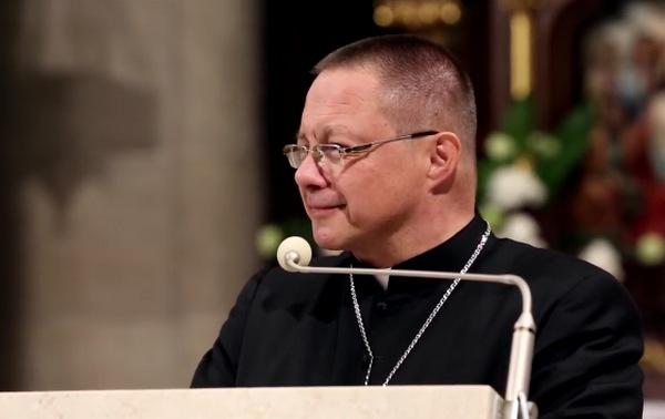 Abp Grzegorz Ryś do kapłanów archidiecezji łódzkiej - początek rekolekcji przed ingresem
