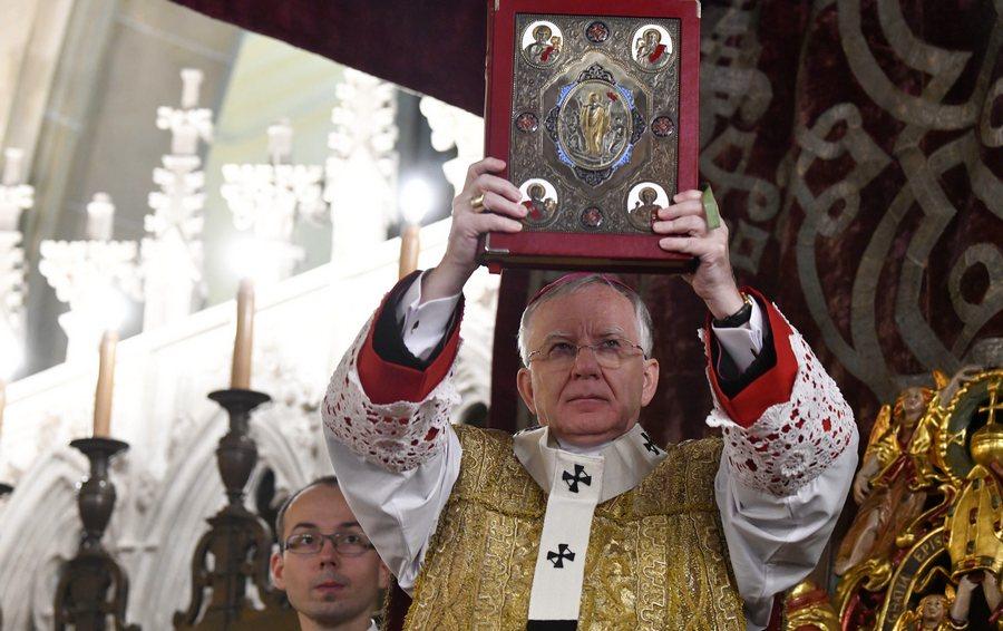Uroczystość Chrystusa Króla Wszechświata w Katedrze Wawelskiej – Homilia abp. Marka Jędraszewskiego – 26 listopada 2017