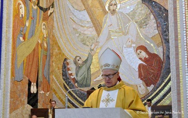 Abp Michalik poświęcił Kaplicę Świętych Zesłańców i Męczenników Wschodu
