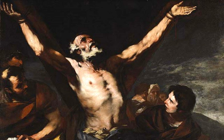 Ukrzyżowanie św. Andrzeja Apostoła