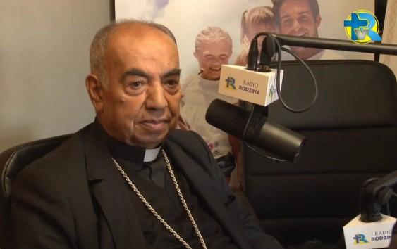 """Biskup Aleppo: """"To, co robicie jest ekumenizmem miłości"""""""