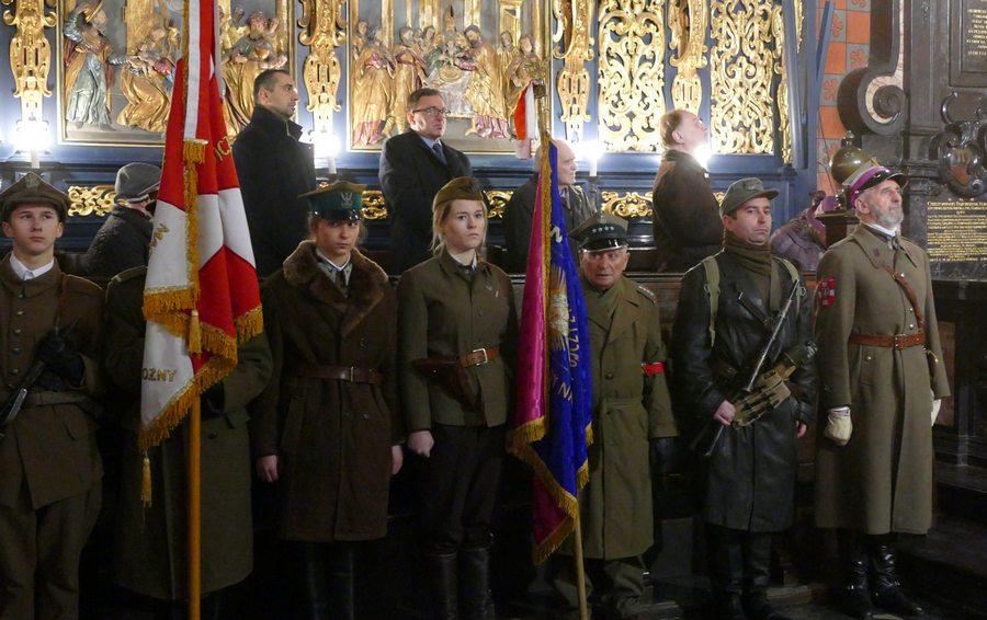 IV Krakowskie Zaduszki za Żołnierzy Wyklętych-Niezłomnych – Homilia abp. Marka Jędraszewskiego – 26 listopada 2017